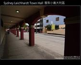 [ 澳洲 ] 雪梨小義大利區 Sydney Leichhardt Town Hall:DSCF4111.JPG
