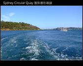 環形碼頭搭船遊雪梨港:DSCF5491.JPG