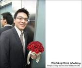Allen&Cynthia 婚禮紀錄_中和福朋喜來登:DSC_8173.JPG