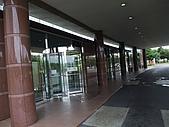 日本東京之旅98年:成田馬可波羅MARROAD飯店大廳門口 98.8.23