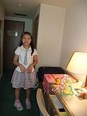 日本東京之旅98年:成田馬可波羅MARROAD飯店房間內 98.8.23