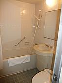 日本東京之旅98年:成田馬可波羅MARROAD飯店房間廁所 98.8.23