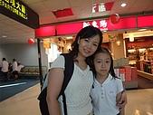 日本東京之旅98年:桃園中正機場集合 98.8.23