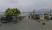 Google 地圖街景:八里-左岸渡輪碼頭.gif