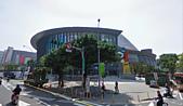 Google 地圖街景:台北小巨蛋-01.gif