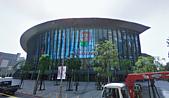 Google 地圖街景:台北小巨蛋-02.gif