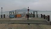 Google 地圖街景:淡水-漁人碼頭渡輪碼頭.gif