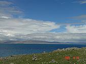 西藏呀!西藏!:納木措..札西半島的另一端