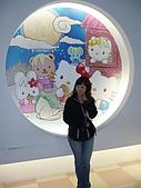 大阪消遙五日DAY1:牆上到處都有粉紅貓喔