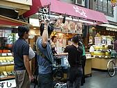 大阪消遙五日DAY1:剛好看到人家出外景