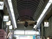 大阪消遙五日DAY1:好大的魚