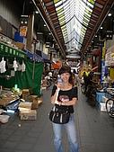 大阪消遙五日DAY1:有屋頂的黑門市場
