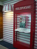 大阪消遙五日DAY1:還有粉紅色的電話亭唷