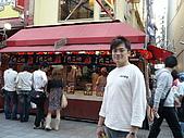 大阪消遙五日DAY1:章魚燒店