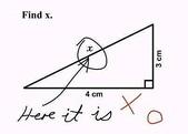 :第二題:找出 X