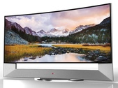 3C:LG 推出的 105U9 弧形大電視。.jpg