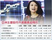 網誌用的圖片:亞洲主要股市外資買賣超情形.JPG