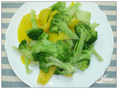 其他:花椰菜炒青椒.JPG
