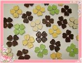 聖誕快樂:巧克力花.JPG