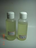 玩精油小品:液體皂成品