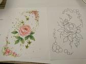 彩繪玩樂:壓克力彩繪-母親節卡片