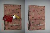 非玩布可:拼布作品1-5面紙包
