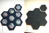 非玩布可:拼布作品1-2桌墊