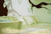 民宿房間。四人房型照片:澎湖民宿幸福之家四人房。少女情懷 (2).JPG