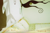 民宿房間。四人房型照片:澎湖民宿幸福之家四人房。少女情懷 (3).JPG