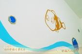 民宿房間。六人房型照片:澎湖幸福之家民宿六人房。魚兒悠遊 (14).JPG