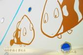 民宿房間。六人房型照片:澎湖幸福之家民宿六人房。魚兒悠遊 (15).JPG