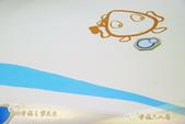 民宿房間。六人房型照片:澎湖幸福之家民宿六人房。魚兒悠遊 (17).JPG