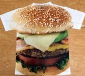 衣T大學 inif印衣服 團體服訂製 個人客製化商品 一件也能印:漢堡T恤 T-Shirt 吸濕排汗衣