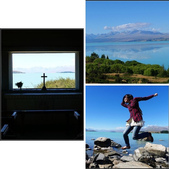 2013超LUCKY紐西蘭跳跳之旅D2-美麗得不可思議之蒂卡波湖:相簿封面