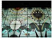 2005日本名古屋之旅DAY2(1/22):另一個入口的作品,以境面呈現.jpg