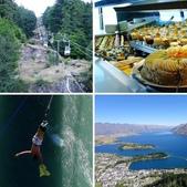2013紐西蘭超LUCK之旅~BUNGY和SKYLINE:相簿封面