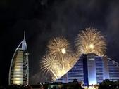 未分類相簿:中東杜拜-2007年跨年煙火07