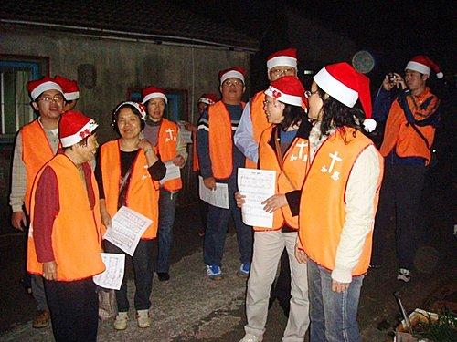 聖誕節報佳音2007/12/21:聖誕節2007