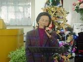 聖誕節慶祝活動:劉未妹老師