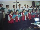 詩歌小組:到三義教會獻詩