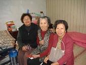 長青小組80歲以上:傅葉月妹姐妹