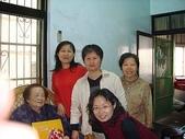 長青小組80歲以上:杜媽媽