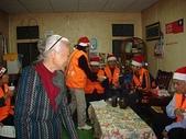 聖誕節報佳音2007/12/21:黃月美姐妹家