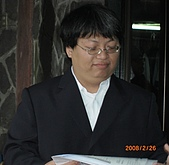 青年小組:江正中弟兄台神招待