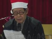 聖誕節慶祝活動2008:黃裕霖長老
