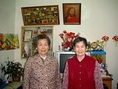 長青小組:劉春蘭姐妹+羅金妹姐妹