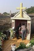 江德妹姐妹告別禮拜:墓園