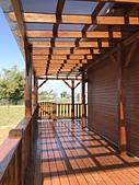 山田小草木作場精選集:南方松木結構採光罩地板欄杆