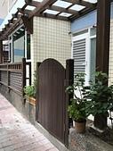 山田小草木作場精選集:南方松木結構採光罩及門