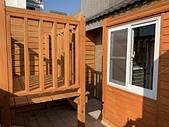 木屋:南方松木結構架高露臺及衛浴整建